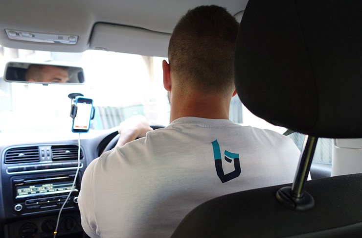 Diary of an uber driver – Just Drive