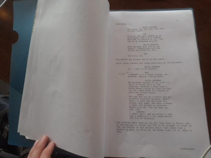 Script Dave